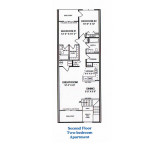 Second-Floor-Two-Bedroom