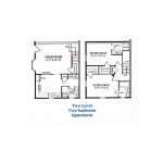 Two-Level-Two-Bedroom